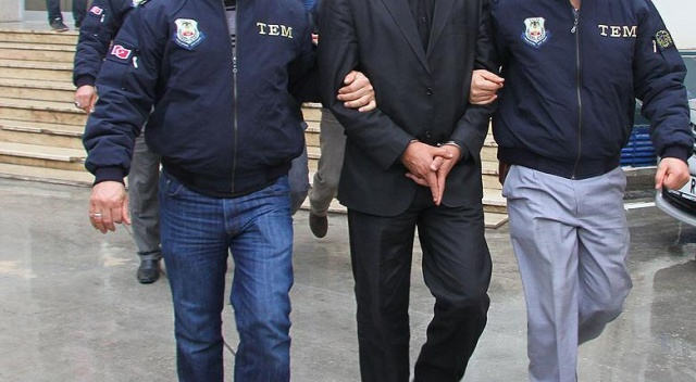 Burdur'da FETÖ şüphelisi tutuklandı
