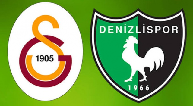 Galatasaray Denizlispor maçı hangi kanalda? (Muhtemel 11'ler)