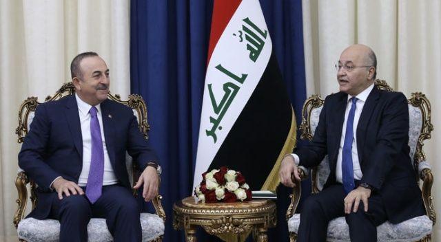 Çavuşoğlu: Irak, çatışma alanı olmasın