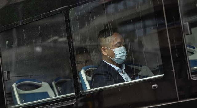 Çin'in Icou şehrinde toplu taşıma durduruldu