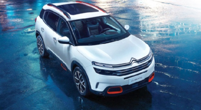 Citroën'den  büyüme sinyali