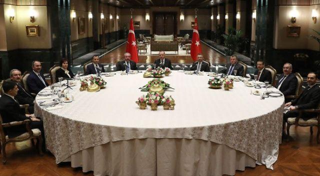 Cumhurbaşkanı Erdoğan: Bu, Avrupa'nın daha iyi günleri