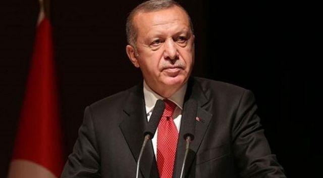 Cumhurbaşkanı Erdoğan'dan Elazığ'daki deprem ile ilgili ilk açıklama