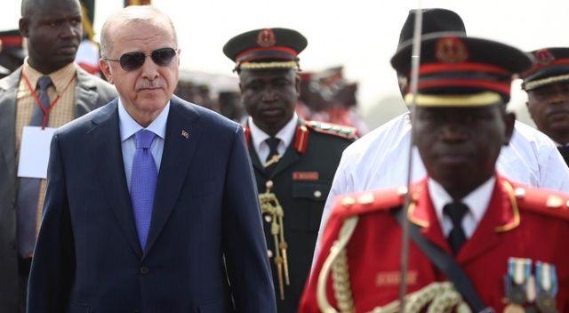 Cumhurbaşkanı Erdoğan'dan Hafter'e tepki