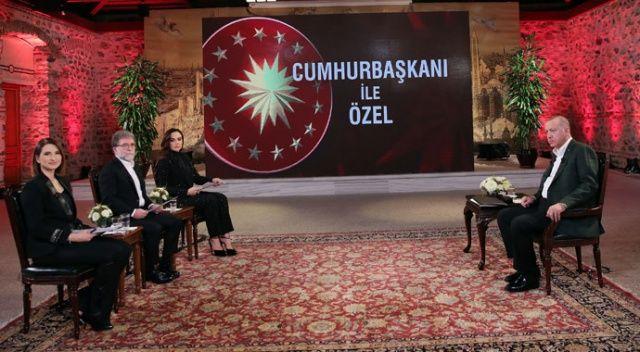 Cumhurbaşkanı Erdoğan'dan Libya mesajı: Mehmetçik gitmeye başladı
