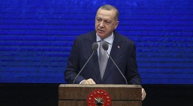 Cumhurbaşkanı Erdoğan: 'Kanal İstanbul'a karşı çıkanlar projeyi bilmiyor'