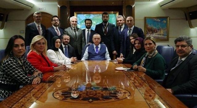 Cumhurbaşkanı Erdoğan: Türkiye barışın anahtarıdır