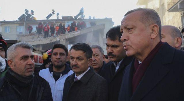 Cumhurbaşkanı Erdoğan: Hiç kimseyi aç ve  açıkta bırakmayız
