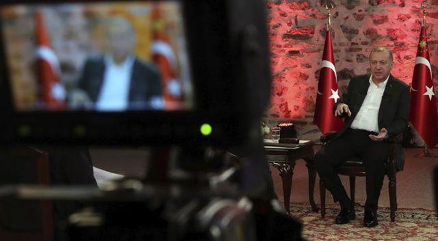 Cumhurbaşkanı Erdoğan: Kanal İstanbul Montrö dışıdır
