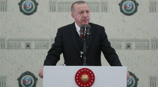 Cumhurbaşkanı Erdoğan: MİT Libya'da görevini yapıyor