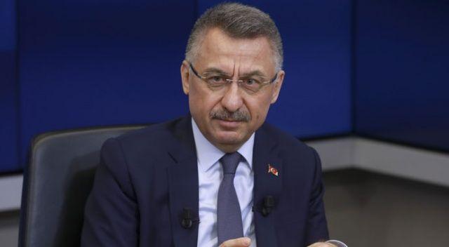 Cumhurbaşkanı Yardımcısı Oktay'dan Libya açıklaması