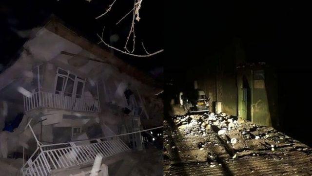 Depremi 120 milyon kişi hissetmiş olabilir