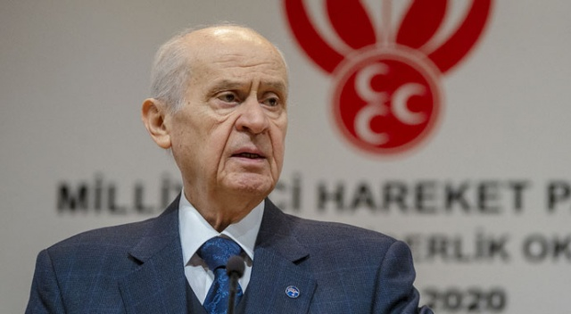 Devlet Bahçeli: Kılıçdaroğlu teröristleri karıştırıyor