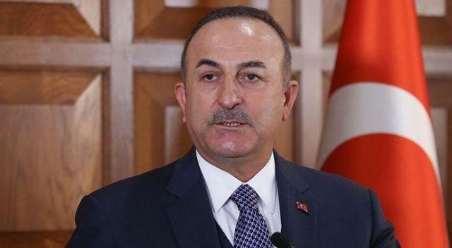 Dışişleri Bakanı Çavuşoğlu, İranlı mevkidaşı ile telefonda görüştü