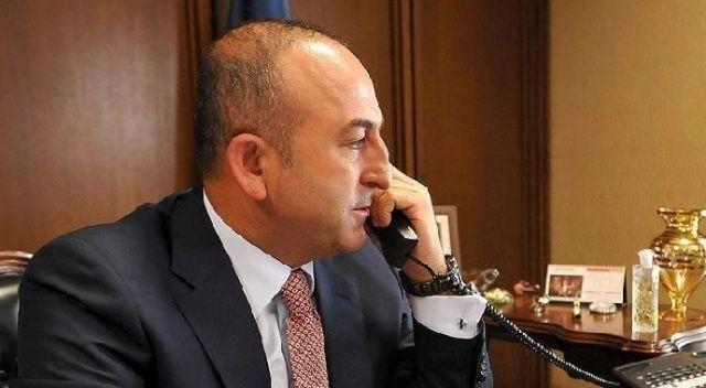 Dışişleri Bakanı Çavuşoğlu İspanyol mevkidaşı ile telefonda görüştü