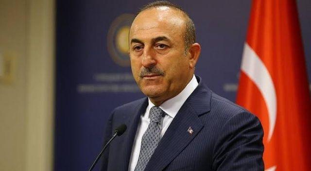 Dışişleri Bakanı Çavuşoğlu'ndan Libya açıklaması