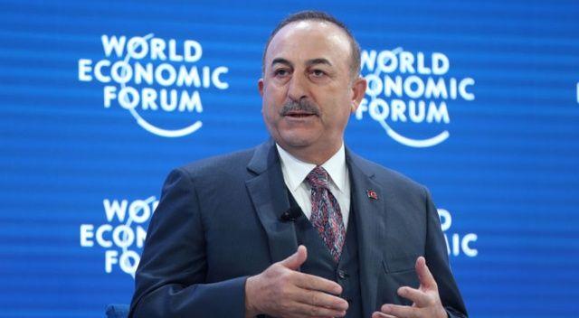 Dışişleri Bakanı Mevlüt Çavuşoğlu açıkladı: Davos'ta Türkiye'ye büyük ilgi
