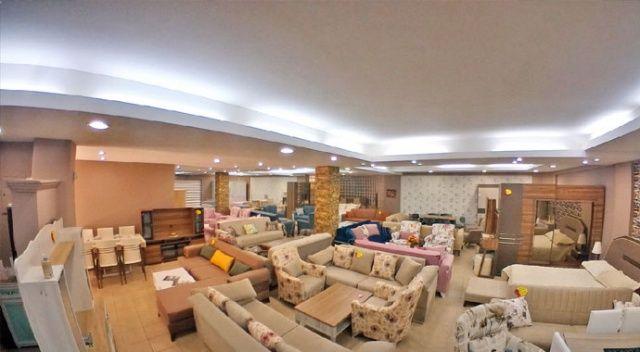 Dubai'de mobilya için AVM açıyoruz