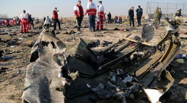 Düşürülen Ukrayna uçağında karanlık 10 saniye
