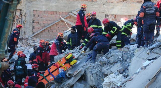 Elazığ'da 4 kişinin cansız bedenine ulaşıldı