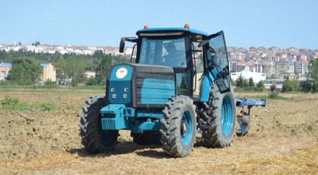 Elektrikli traktör temmuza hazır
