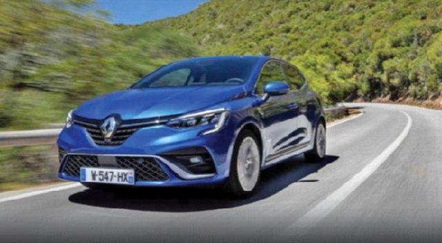 En güvenli süper mini yeni Renault Clio seçildi