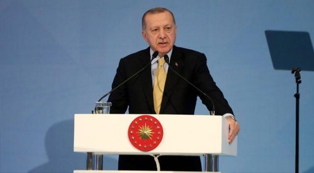 Erdoğan'dan yeni yıl mesajı: Birliğimize yapılan saldırıları göğüsledik