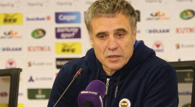 """Ersun Yanal: """"Fenerbahçe maça her zaman hakim olan takımdır"""""""