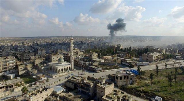Esad rejimi, İdlib'in en büyük ilçesinin merkezini kuşattı