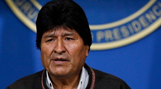 Evo Morales: Beni Guantanamo'ya götürmek istediler