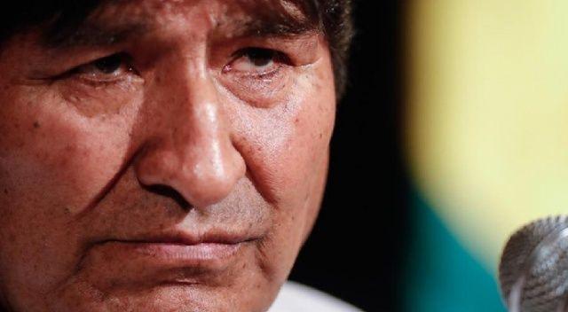 """Evo Morales: """"Halkı silahlı milisler gibi örgütlemeliyiz"""""""
