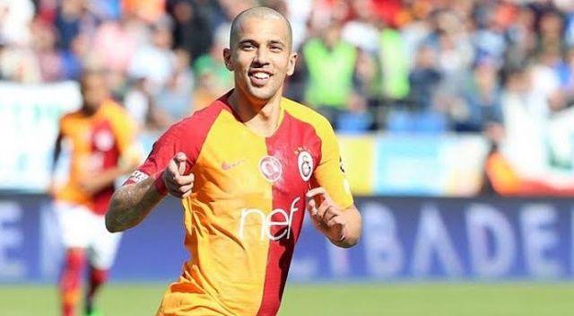 Feghouli: Sezonu şampiyonlukla bitireceğiz