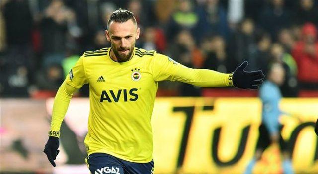 Fenerbahçeli Muriqi'ten 'ikinci sarı kartı bilerek gördü' eleştirilerine yanıt