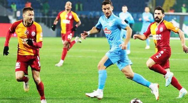 Galatasaray Ziraat Türkiye Kupası'nda çeyrek finale yükseldi