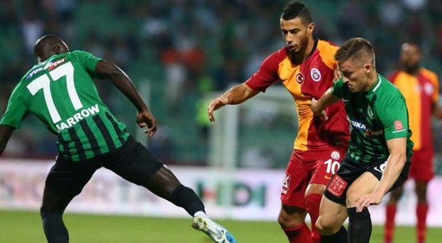 Galatasaray, Denizlispor'u ağırlıyor