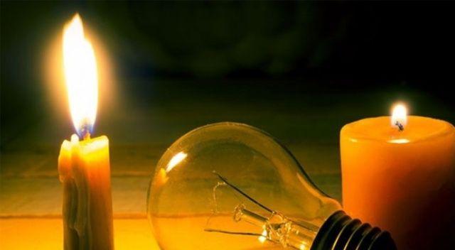 Giresun'da 11 saat elektrik kesintisi yaşanacak