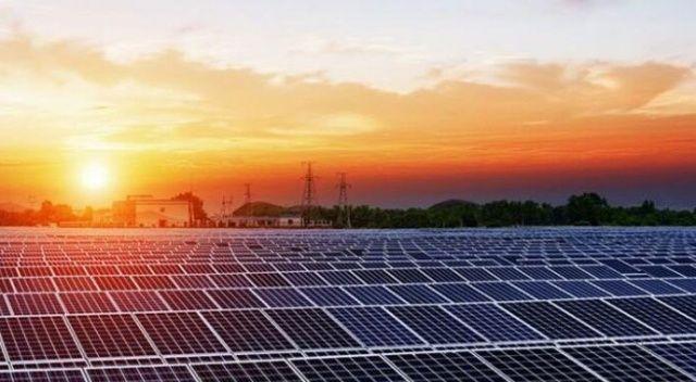 Güneşte kurulu güç üç yılda yüzde 75 büyüdü