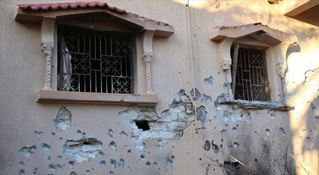 Hafter milislerinden Trablus'ta roketli saldırı