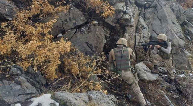 Hatay'da 'Kapan-2 Amanoslar Operasyonu' başladı