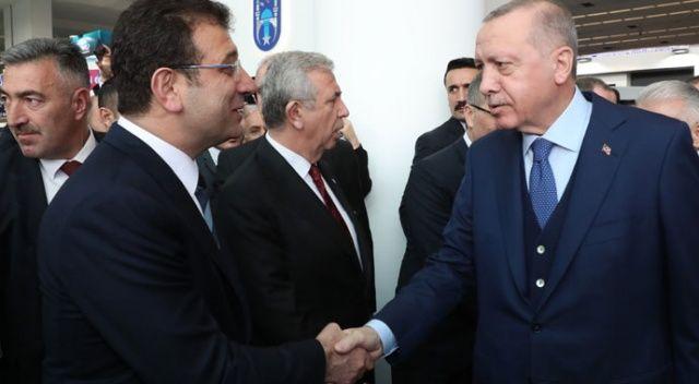 İmamoğlu'ndan Erdoğan'a dört sayfalık mektup
