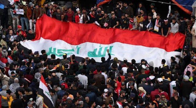 Irak'ta göstericiler hükümeti gerilimi tırmandırmakla tehdit etti