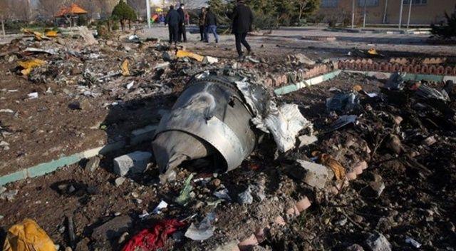 İran'da düşen uçakla ilgili gözaltılar