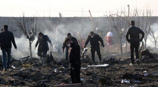 İran'da düşen uçakta ölen Kanada vatandaşlarının ailelerine tazminat ödenecek
