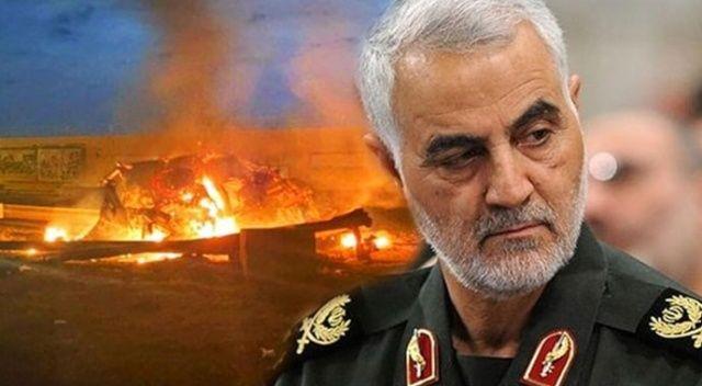İran'dan Süleymani açıklaması: Trump operasyonu 7 ay önce planladı