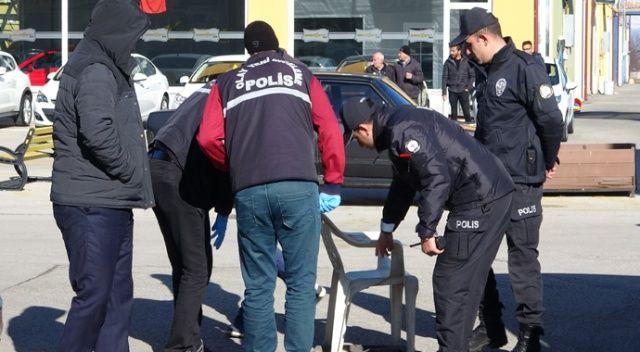 Isparta'da tartıştığı kişiyi silahla vurup kaçan şüpheli yakalandı