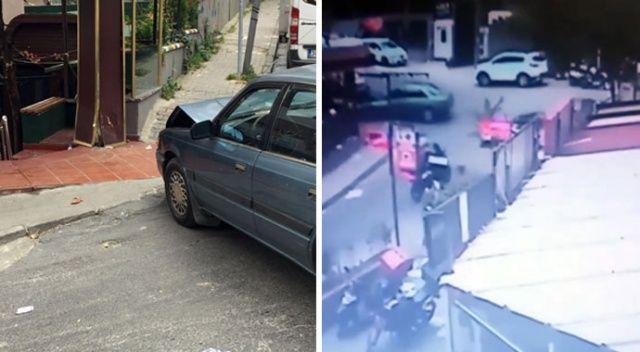 İstanbul'da alkollü sürücü dehşeti! Direksiyon başında uyudu, ortalığı birbirine kattı