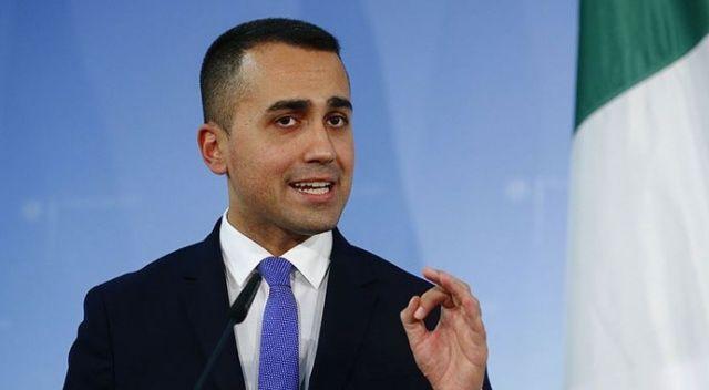 İtalya Dışişleri Bakanı Di Maio: EastMed orta ve uzun vadeli bir seçenek olamaz