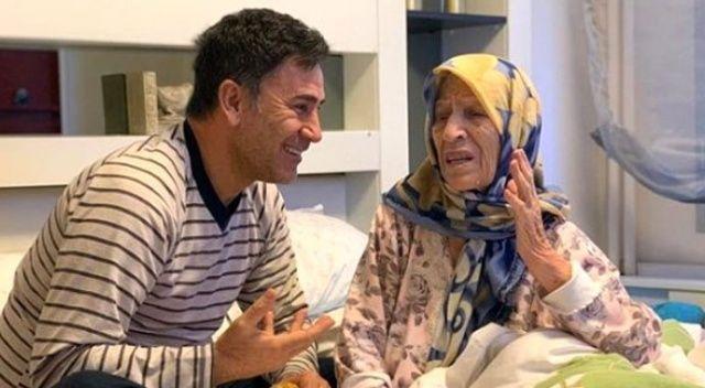 İzzet Yıldızhan'ın annesi hayatını kaybetti