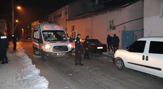 Karaman'da bir eve silahlı saldırı düzenlendi