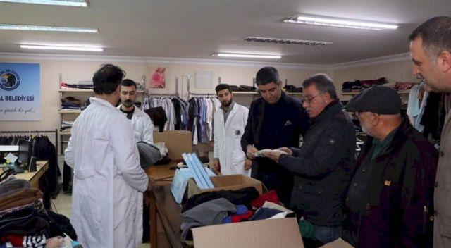 Kartal Belediyesi'nden Elazığ ve Malatya'ya yardım eli